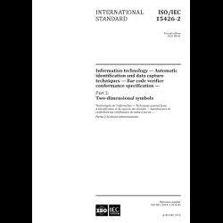 ISO/IEC 15426-2:2015 - Hard Copy