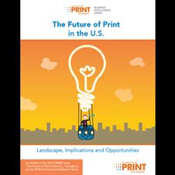 The Future of Print in the U.S.: Landscape, Implic