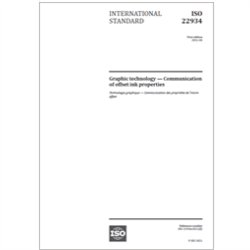 ISO 22934:2021