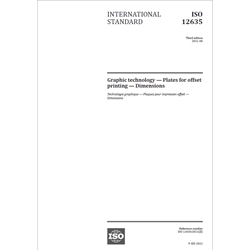 ISO 12635:2021
