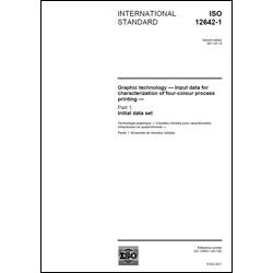 ISO 12642-1:2011 - Digital