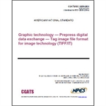 CGATS/ISO 12639:2004 (Reaffirmed 2008) - Hard Copy